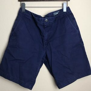 4/$25!Bonobos blue men shorts